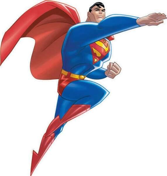 Figure emblématique de la Ligue des Justiciers, Superman s'étoffe et prend du muscle...