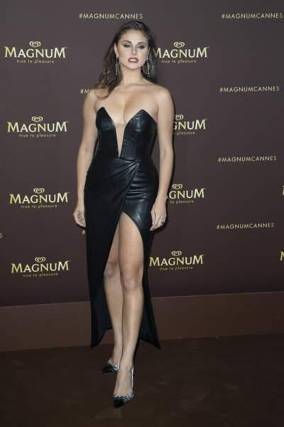 Miss France 2010 Malika Ménard