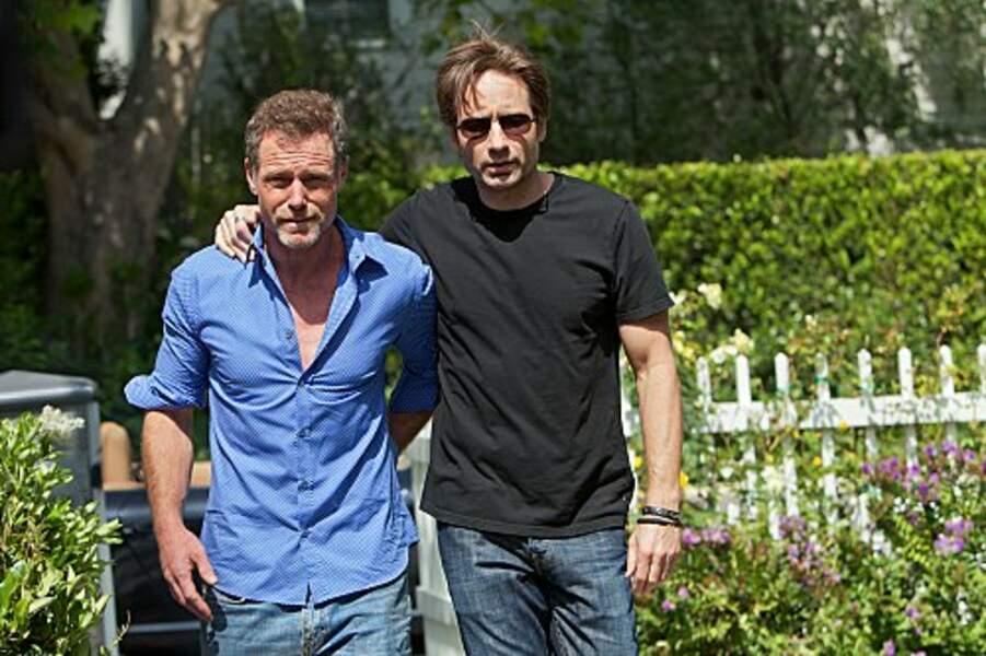 Jason Beghe avait multiplié les rôles à la télé. Comme dans Californication.