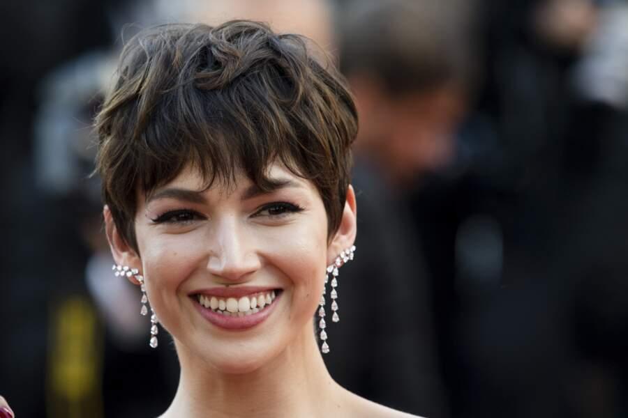 En mai 2018, Úrsula Corberó monte les marches du Festival de Cannes