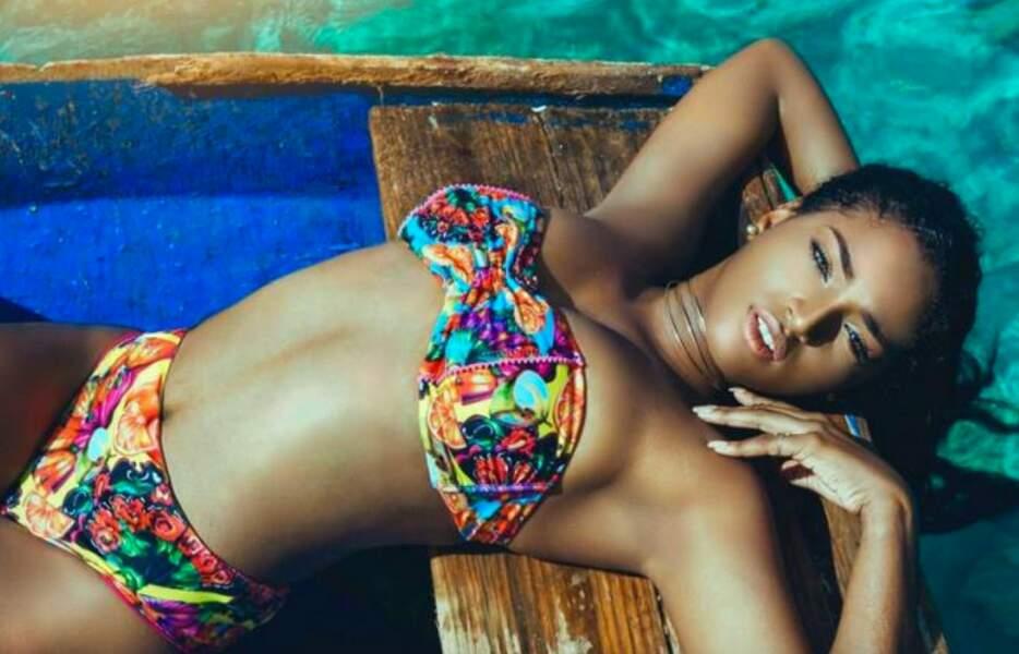 Miss Curacao, Nashaira Belisa BALENTIEN