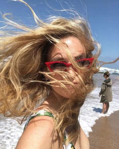 Bonjour les gens dans le vent !