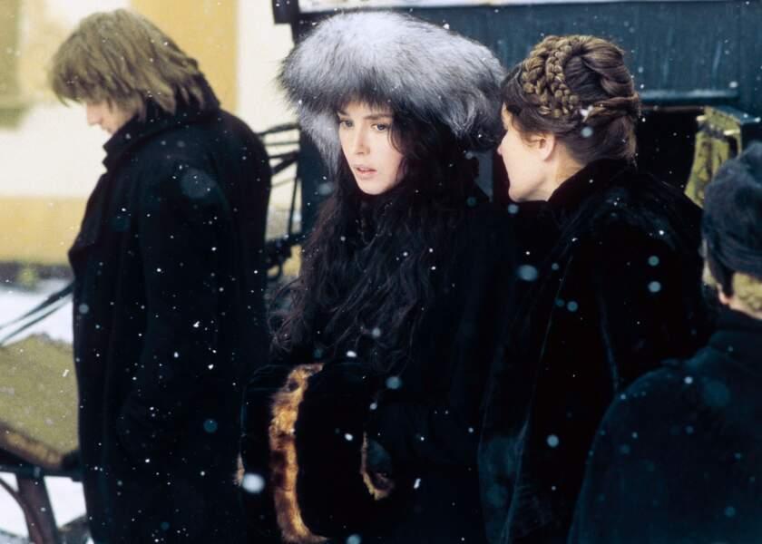 Isabelle Adjani dans Adolphe (2002).