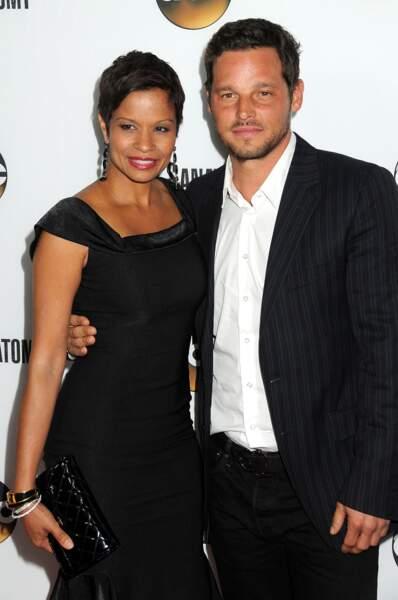 Justin Chambers a épousé sa femme Keisha en 1993. Ensemble, ils ont cinq enfants !