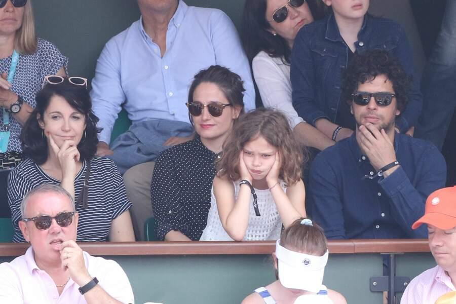 Zabou Breitman était assise à côté de Marie Gillain…