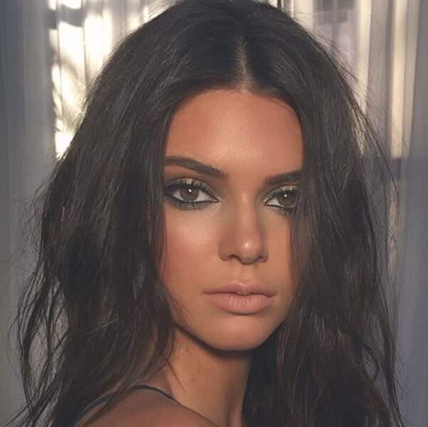 Il faut dire qu'elle est quand même canon Kendall, et moins trash que certaines de ses soeurs.