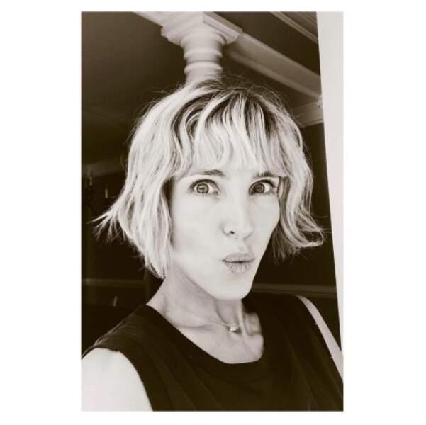 La belle Elsa Pataky a changé de coupe de cheveux. Vous aimez ?
