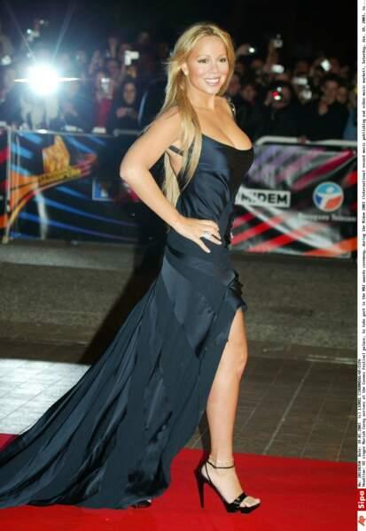 Mariah Carey en marche vers l'édition 2003 !