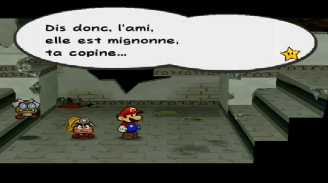 2004 - Paper Mario : la porte Millénaire (Gamecube)