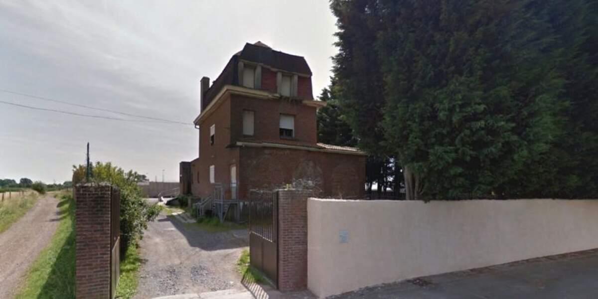 La maison de Villeuve d'Ascq, Nord