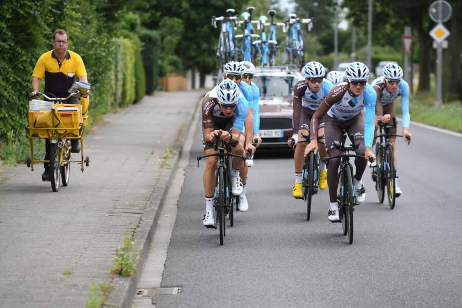 Scoop ! Il y a un deuxième maillot jaune sur le Tour !