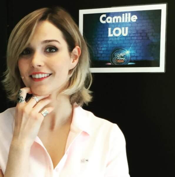 Bienvenue sur l'Instagram de Camille Lou !