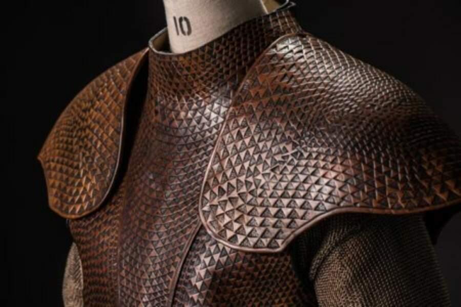 Une armure du royaume Dorne