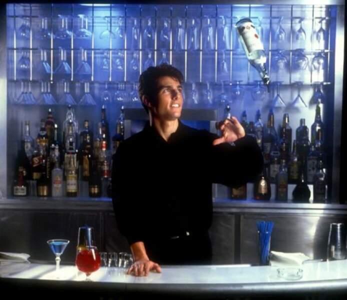 Vous prendrez bien un petit Cocktail ? C'est Tom Cruise qui régale !