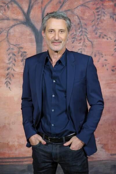Antoine de Caunes, 64 ans