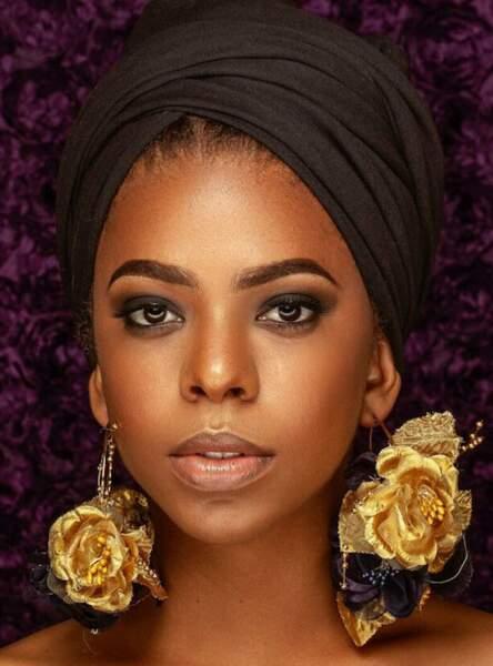 Miss Iles Vierges Britanniques : Yadali Thomas