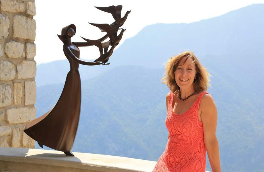 Monique a 54 ans et vit en Provence-Alpes-Côte d'Azur