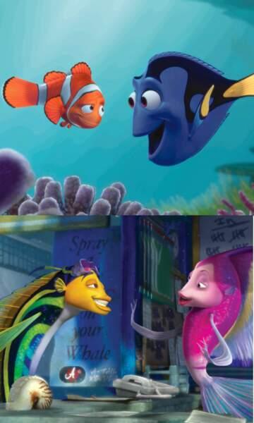 Le Monde de Nemo / Gang de requins (2003/2004)