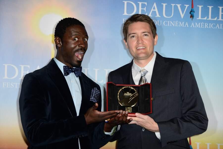 Tischuan Scott et Chris Eska honorés pour The retrieval