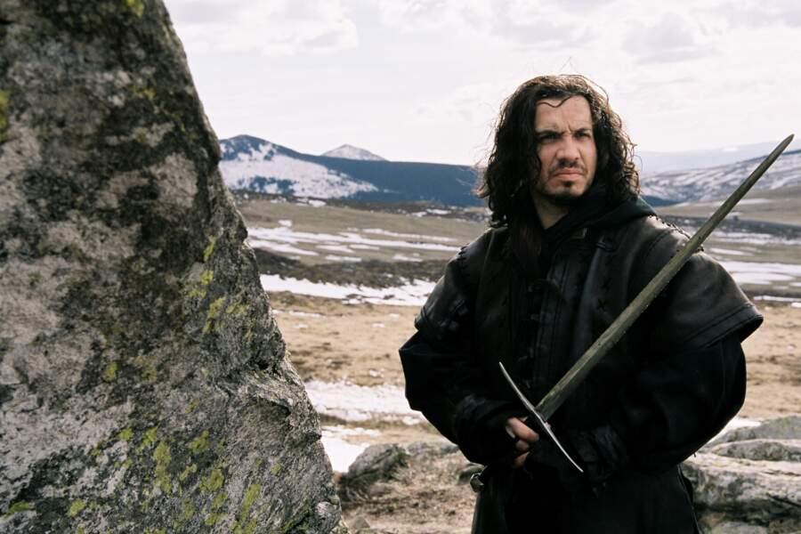 Alexandre Astier a interprété le Roi Arthur pendant 6 saisons de Kaamelott.