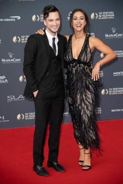Richard Harmon et Lindsey Morgan se sont montrés très complice à Monaco