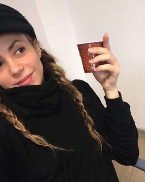 Un petit café soluble peut-être ?