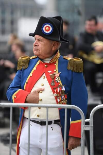 La preuve... on y a croisé Napoléon (qui ne garde pas un bon souvenir de la Belgique)