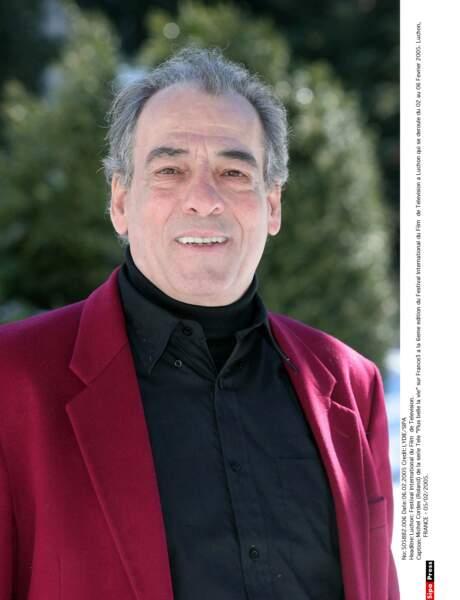 Michel Cordes est la vigie du Mistral depuis le premier épisode en aout 2004