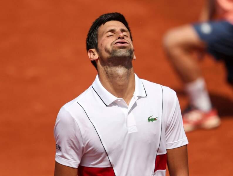 Pas toujours facile la vie de tennisman, Novak Djokovic est bien placé pour le savoir