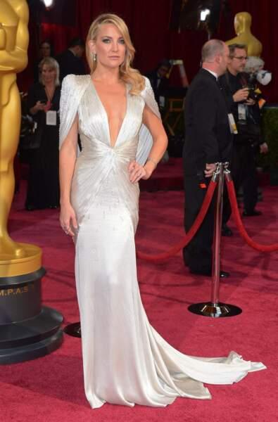 Kate Hudson n'était peut-être pas nommée, mais elle a fait sensation !
