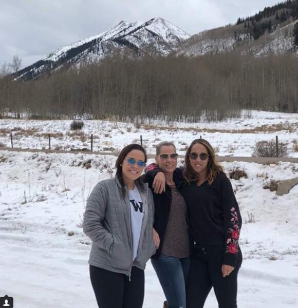 Madison Keys a opté pour les neiges du Colorado