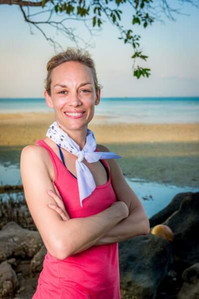 Alexandra, candidate de Koh-Lanta : l'île au trésor