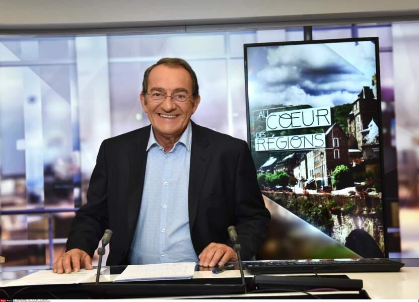 Jean-Pierre Pernaut, 67 ans