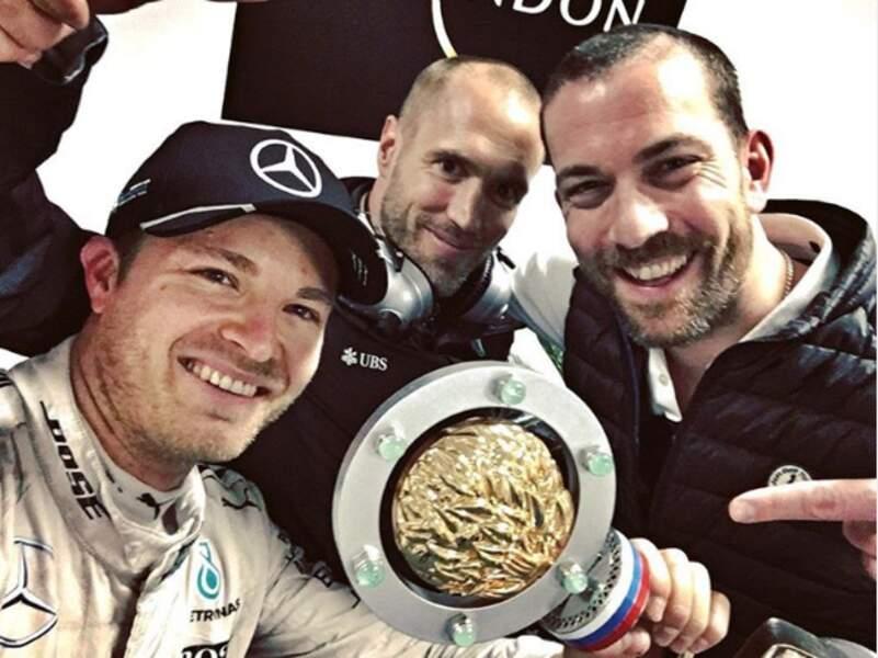 Et ENCORE une victoire pour Nico Rosberg