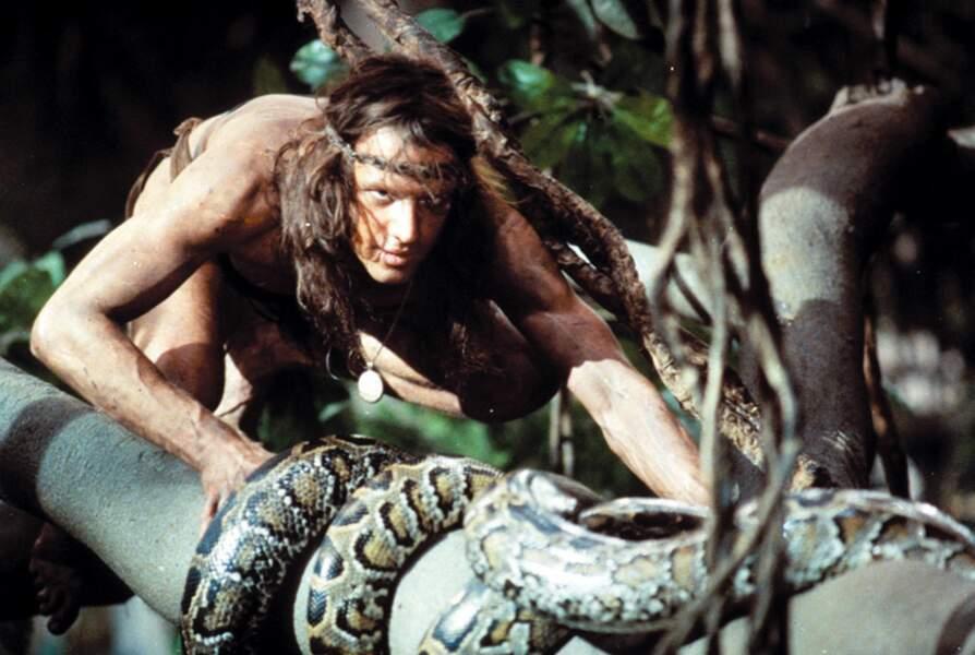 Oh, le vilain serpent !