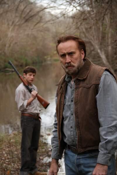 Retour à la sobriété dans Joe, où Nicolas Cage campe un quinqua bourru en voie de rédemption