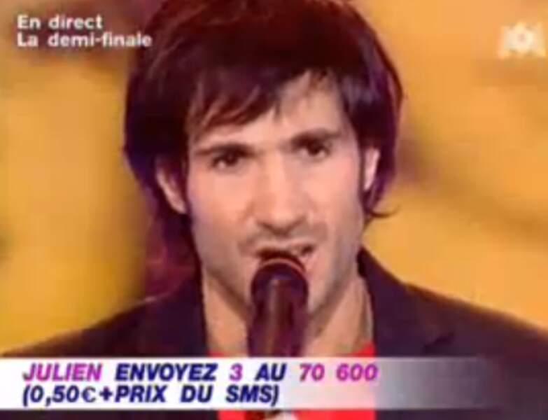 Julien Laurence (saison 2)