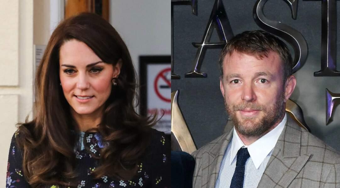 Si on remonte au 18e siècle, on trouve un lien entre Kate Middleton et le réalisateur Guy Ritchie, l'ex de Madonna.