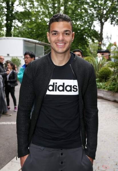 Hatem Ben Arfa : loin de l'Euro, place à Roland-Garros !