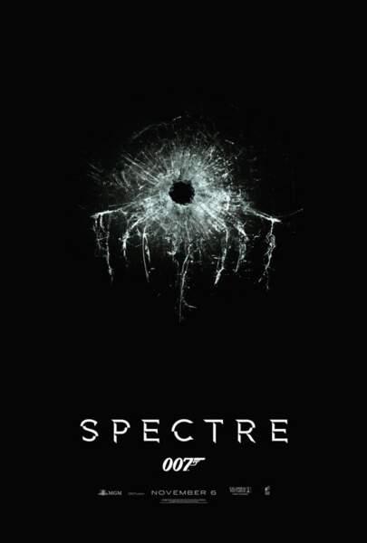 James Bond Spectre, le 23 octobre au cinéma