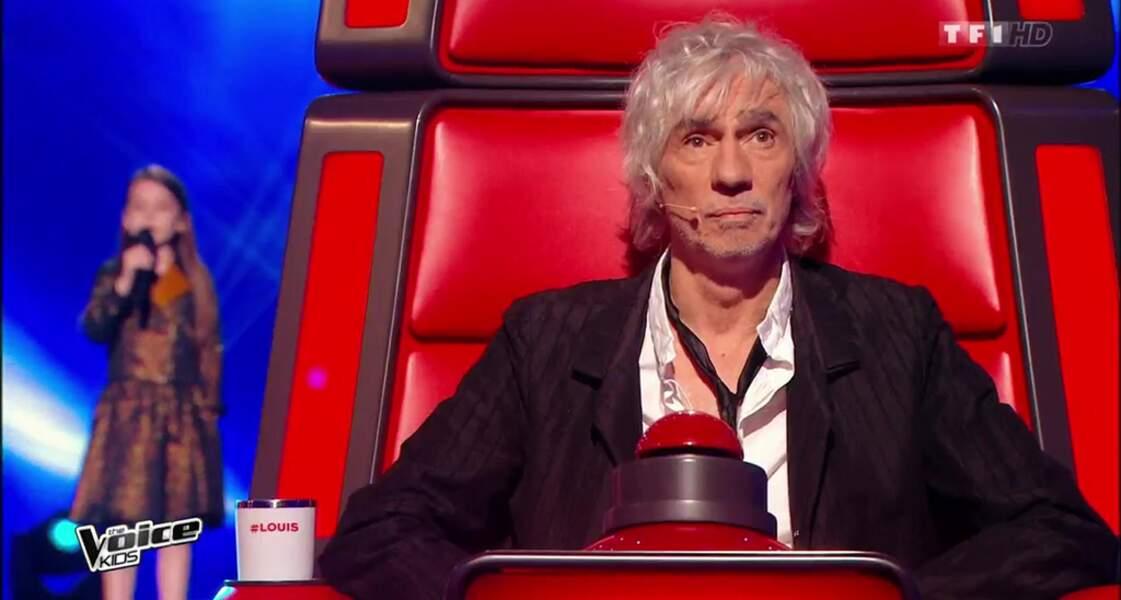 Louis Bertignac, à 61 ans, dans la 2e saison de The Voice Kids