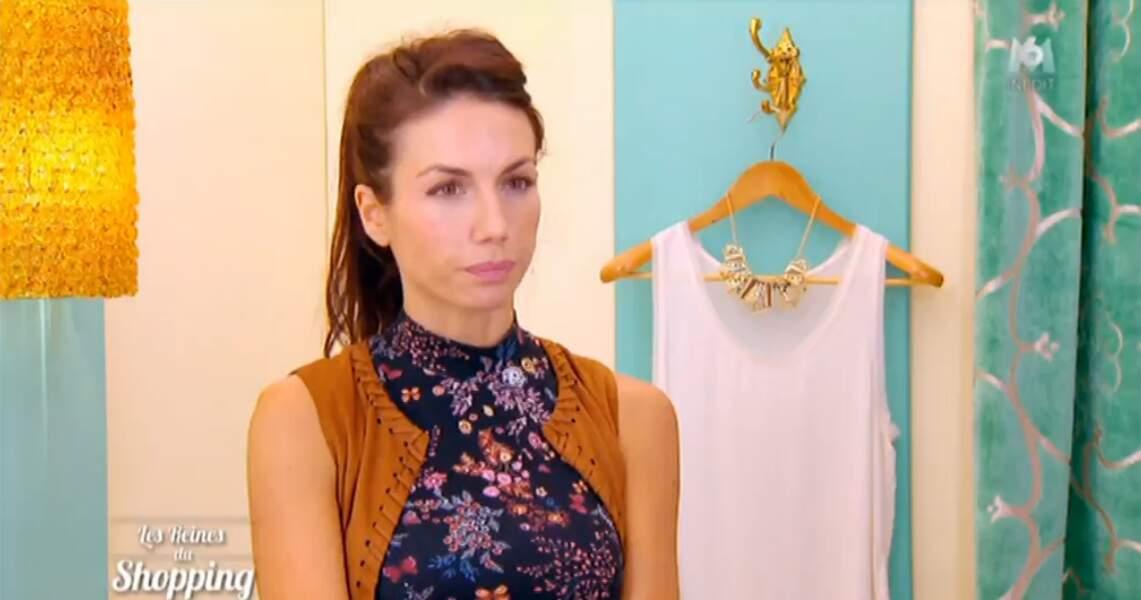 Look indescriptible de cette candidate des Reines du shopping. Vous aimez ?