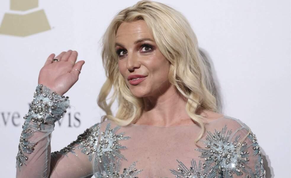 Britney Spears, née le 2 décembre 1981.