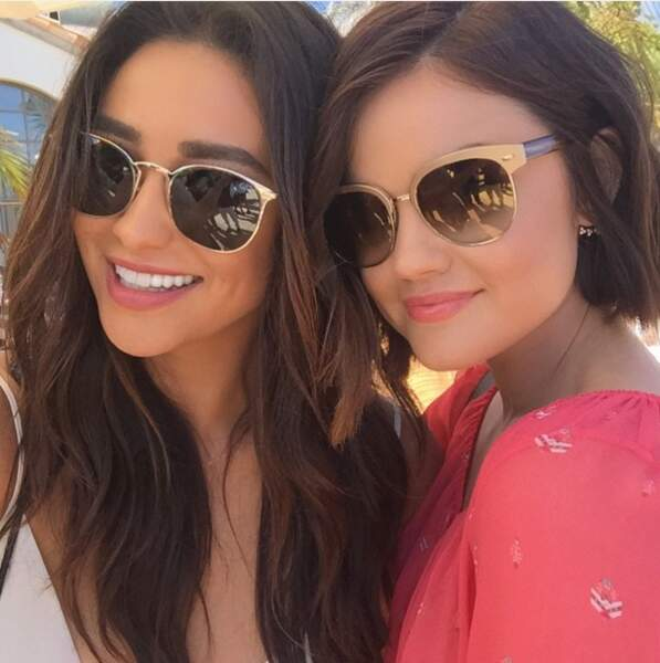 ou Lucy Hale, Aria Montgomery,