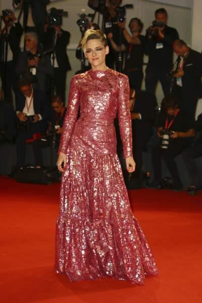 Kristen Stewart venue présenter Seberg