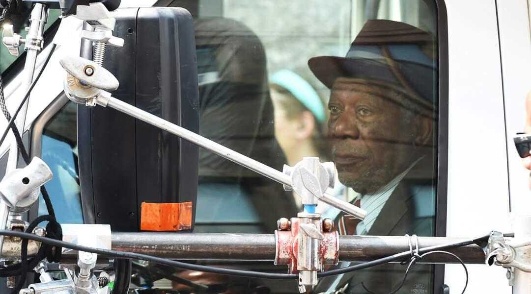 Il tourne son nouveau film à New York
