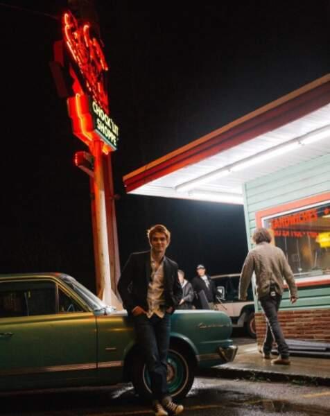 Bienvenue sur le tournage de la série Riverdale, à l'ambiance assez particulière
