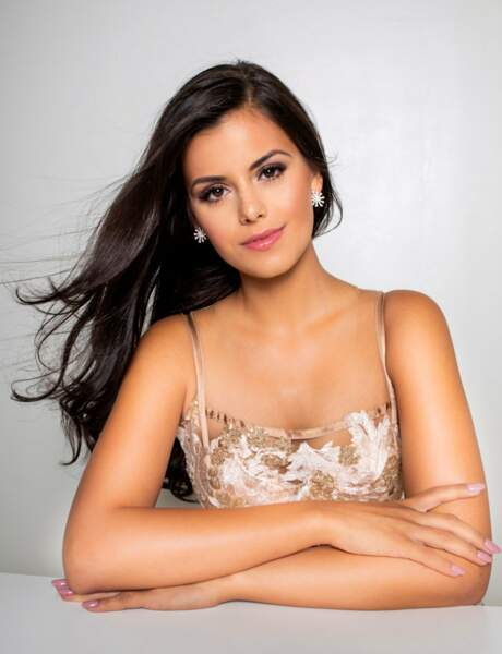 Miss Hongrie : Andrea Szarvas