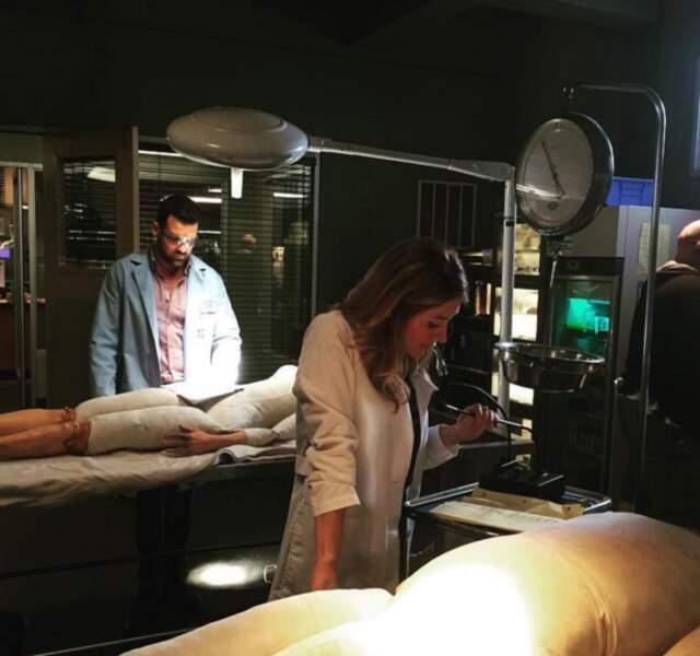 Concentration avant une autopsie...