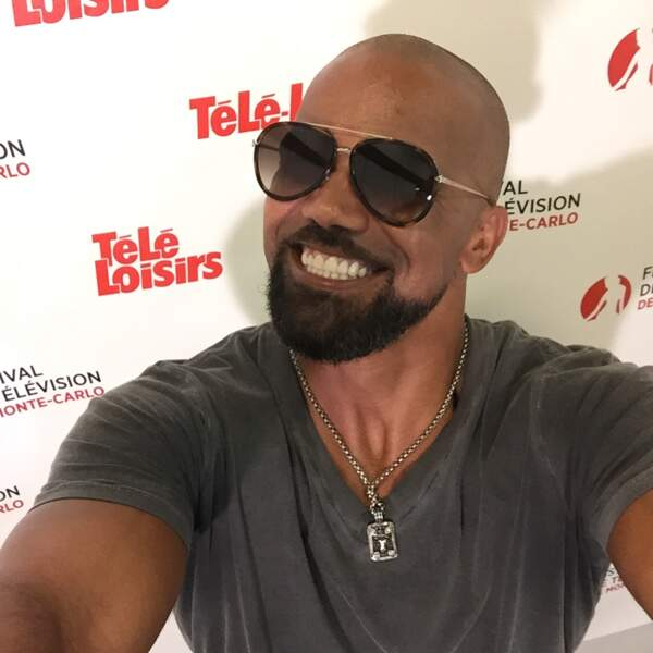 Shemar Moore adooooore les selfies